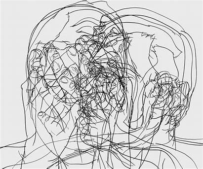 Moises Mahiques Drawing Drawings Contemporary Aesthetic Artist