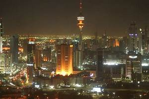 File:Kuwait city at night.jpg - Wikimedia Commons Kuwait
