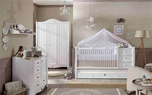 decoration chambre bebe fille 99 idees photos et astuces With decoration de chambre bebe