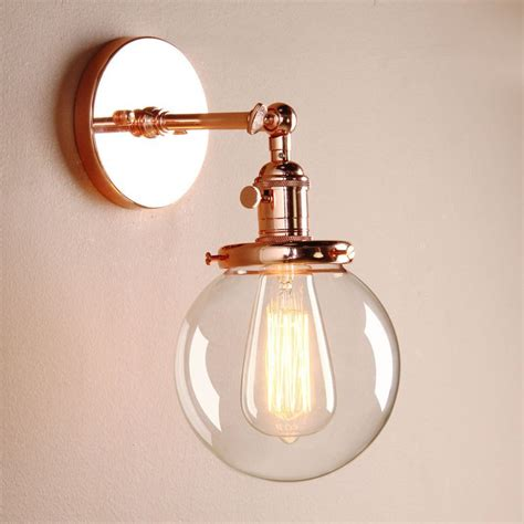 25 best ideas about industrial wall lights on
