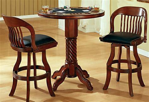bartisch set holz bartisch aus holz effektvoll und klassisch archzine net