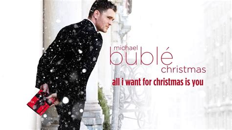Michael Bublé  All I Want For Christmas Is You [official
