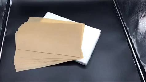 paper parchment baking sheets kitchen wrapping sheet brown food greaseproof grade vegetable recycled plain silicone custom coated pergament unbleached pulp