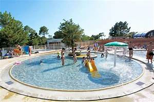 camping le palace 4 soulac sur mer atlantique sud With camping agon coutainville avec piscine