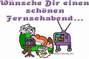 Feierabend Und Wochenende : w nsche dir einen sch nen fernsehabend feierabend bild 22848 ~ Orissabook.com Haus und Dekorationen