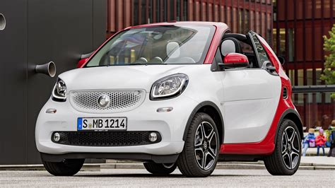 Smart Fortwo Cabrio Passion (2016) Wallpapers And Hd