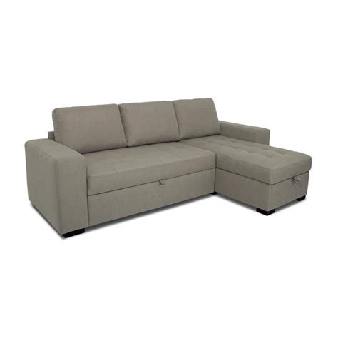 chaise longue  cama toast en conforama sectional
