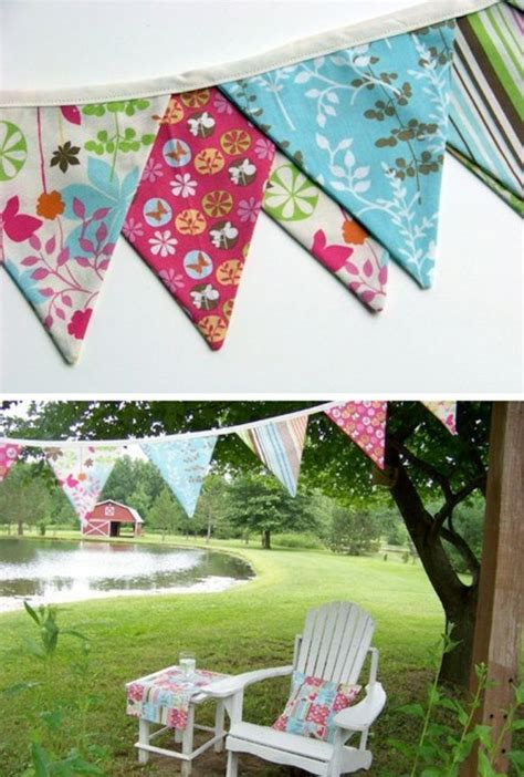 Best 25 Fabric Banners Ideas On Pinterest Diy Bunting