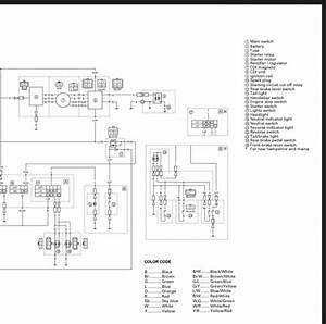 Yamaha Beartracker Cdi Wiring Color Code
