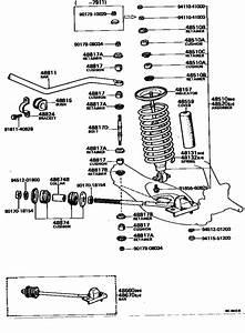 Front Spring  U0026 Shock Absorber For 1980