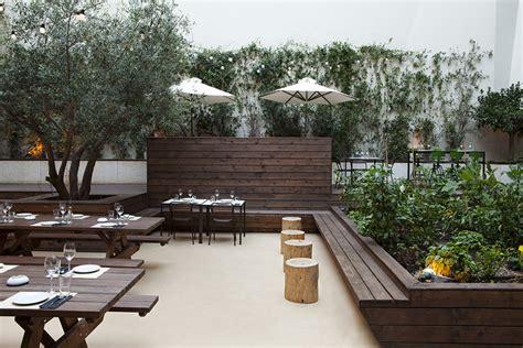 Urban Garden Restaurant In Athens By Ak-a
