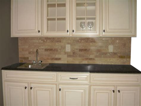 Lowes Caspian Cabinet, Grey Marble Countertop, Stone Tile