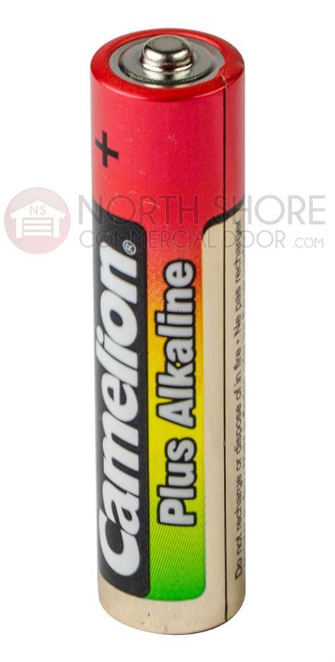 garage door opener battery garage door opener remote aaa alkaline battery
