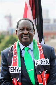 Raila Odinga has pulled out of Kenya Presidential ...