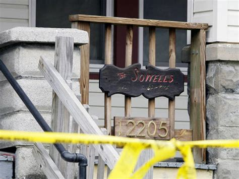 Anthony Sowells Home Of Horror Cbs News