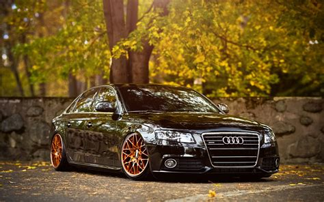 Wallpaper A4 by Car Audi Audi A4 Stance Wallpapers Hd Desktop And