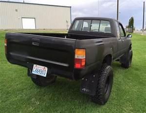 1991 Toyota 4x4 Pickup Extra