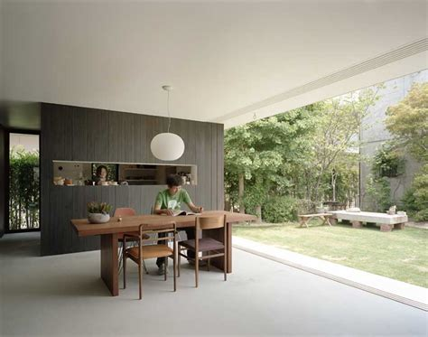 Modern Japanese Garden, Modern Japanese Home Decorating