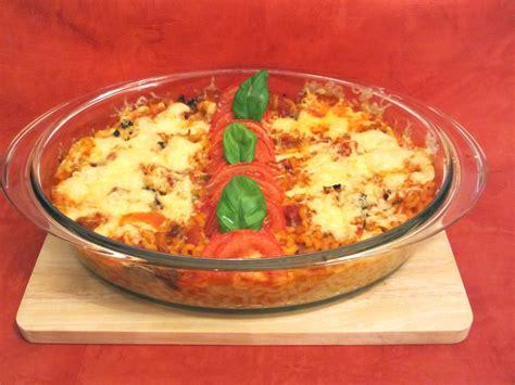 gratin de pates a la tomate gratin de p 226 tes v 233 g 233 tarien aux c 232 pes et 224 la tomate diet d 233 lices recettes diet 233 tiques