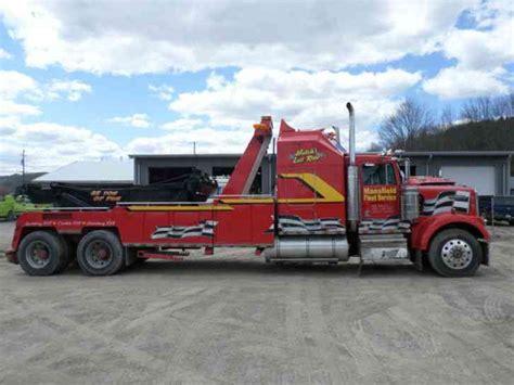 truck wreckers kenworth kenworth w900 1988 wreckers