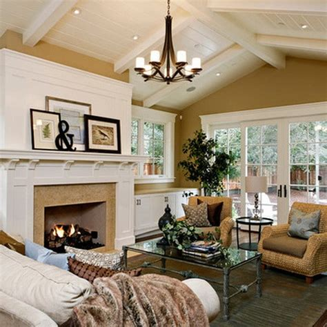 Living Room Furniture Configuration Ideas