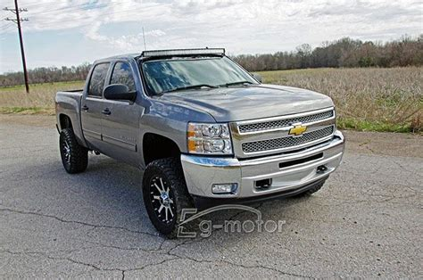 trucks with light bars 50inch curved light bar mount brackets fit chevrolet