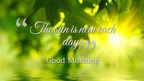 beautiful sunshine day good morning quotes wallpaper