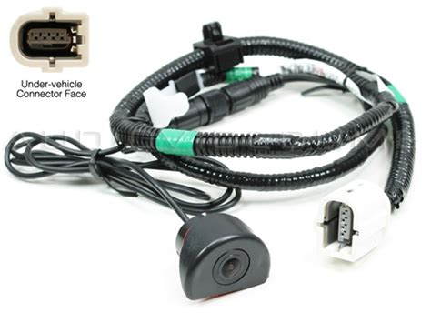 New Plug Play Color Backup Rear View Camera Toyota