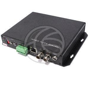 decodificador de v deo h 264 a hd sdi de 2 canales por tcp