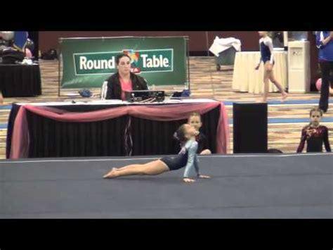 Usag Level 3 Floor Routine 2012 by Amanda Miller Floor Routine Deltchev Gymnastics 2012