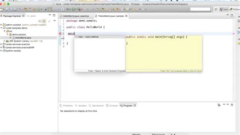 eclipse add your code template code template eclipse youtube