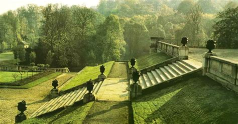 Amazing Terraced Landscape In Paris