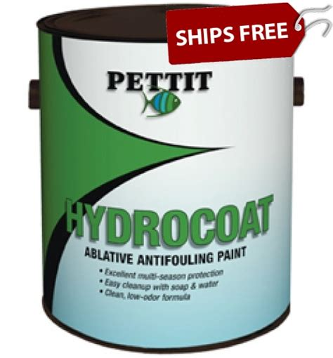How Much Boat Bottom Paint Do I Need by Pettit Hydrocoat Eco Gallon Water Based Ablative Copper