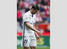 Alvaro Morata reportedly set to leave Real Madrid for