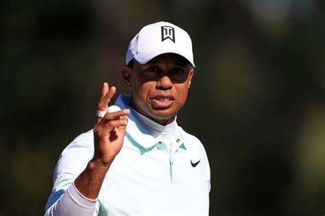 Tiger Woods climbs leaderboard at Valspar Championship ...
