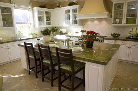 Granite Countertop Colors  Green Granite