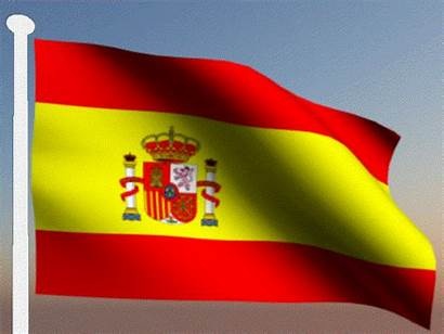 Spain Flag Gifs Animated Giphy Bandera Espana