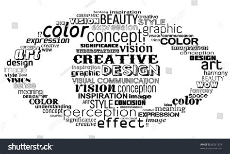 eye making typography style stock vector 68261338 shutterstock