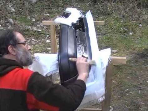 refaire siege voiture fabrication d 39 un moule en fibre de verre wmv