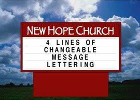 lit sign quotes quotesgram With letters for outdoor church signs