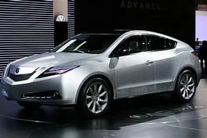Car Collection BlogThe Luxury Cars Of Acura ZDX