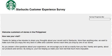 starbucks customer service phone number free starbucks drink for answering survey