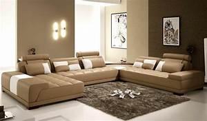 Wandfarbe Taupe Kombinieren : 115 sch ne ideen f r wohnzimmer in beige ~ Markanthonyermac.com Haus und Dekorationen