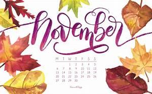 November 2017 Printable Calendar + Tech Pretties | Dawn ...