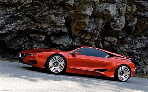 bmw  homage concept car widescreen exotic car photo