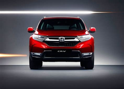 honda crv turbo hybrid specifications usa suv