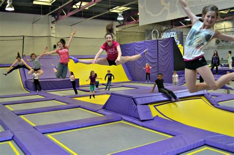 Gravity Force: Why Trampolining is the new Clubbing ...