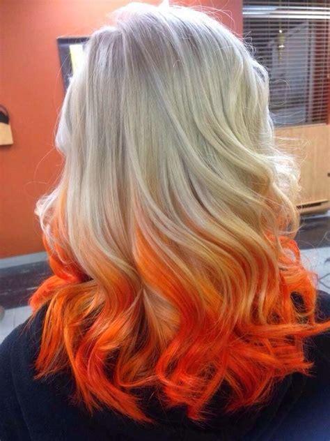 25 Best Ideas About Orange Highlights On Pinterest
