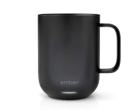 Surprisingly, the stainless steel mugs were able to keep water warm for the longest. Ember EMBFJ CM171000US Temperature Control Ceramic Mug Review : Keep Hot Beverage at Perfect ...