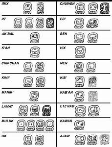 Image Gallery mayan glyphs and symbols
